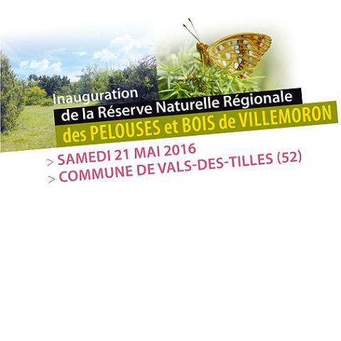 Inauguration RNR Villemoron